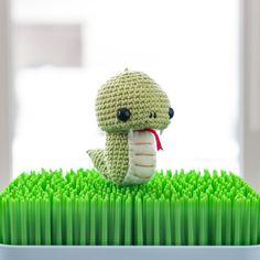 Crochet Pattern: Snake