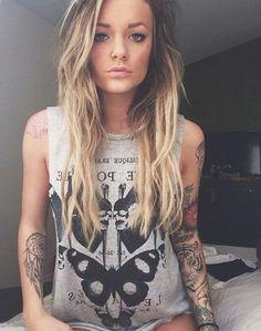 tattoos tumblr tiger - Google Search