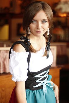 german dirndl dress