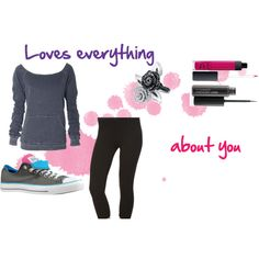 """""""Loves Everything About you"""" by isi-belieber3 on Polyvore"""