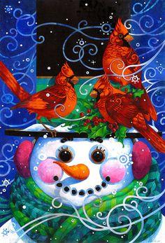 la+notte+di+neve+di+artmeister+su+Etsy