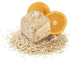 "Lush ""Porridge"" soap - oats & orange & a bit o' cinnamon"