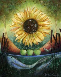 Autumn Equinox by Amanda Clark
