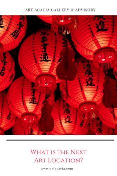 What is the Next Art Location? Hong Kong Art, National Palace Museum, World Trends, Open Art, New York Art, Mark Rothko, First Art, Global Art, Art Fair