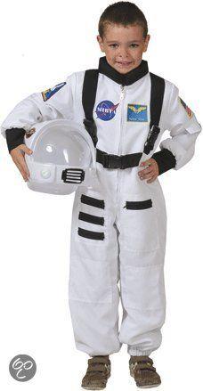 Astronauten kostuum voor kinderen 104