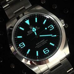 Good night EXPLORER Ref 214270 | http://ift.tt/2cBdL3X shares Rolex Watches collection #Get #men #rolex #watches #fashion