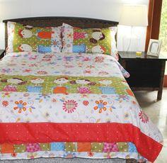 Girls Comforter Set -Kids Style | Home Goods Galore