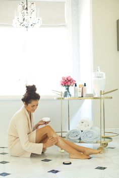 Skin Routine with Perlier... - Pink Peonies by Rach Parcell LOVE the organic honey line!!! #thesuppermodel