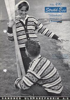 Knitting Charts, Free Knitting, Knitting Patterns, Norwegian Knitting, Fair Isle Knitting, Skort, Color Patterns, Winter Outfits, Men Sweater