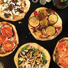 Our Favorite Pizzas: King Arthur Flour