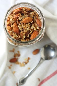 How to Make Your Own Granola