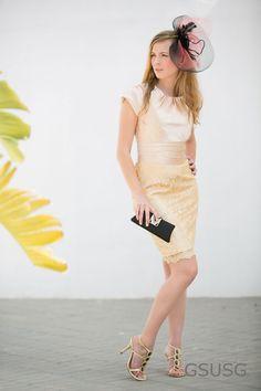 Cocktail dress- lace