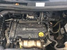 VAUXHALL-OPEL-CORSA-1-2-TWINPORT-2007-Z12-XEP-ENGINE-38-000-MILES-FOR-SALE