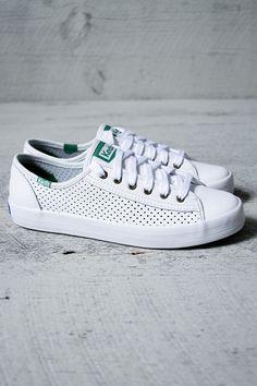 Leather Kickstart Keds Shoes