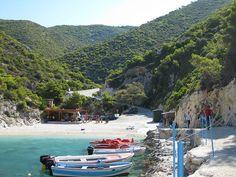 Zante: Porto Vromi in Zakynthos Greece