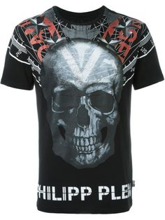 PHILIPP PLEIN 'Clearwater' T-Shirt. #philippplein #cloth #t-shirt