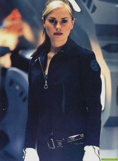 Anna Paquin as Rogue. Rogue is returning to X-Men: Days of Future Past in 2014.