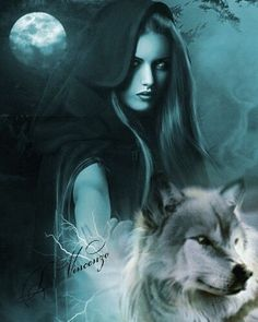 Wolves And Women, Wolf Spirit Animal, Wolf Images, Fantasy Wolf, Background Images For Editing, Black And White Artwork, Warrior Quotes, Wolf Moon, Wolf Tattoos
