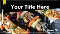 This Creative Free Vegetables Barbeque Presentation Template comes with various features : Easy to use and customize, Number of Various. Microsoft Powerpoint, Cheesesteak, Food And Drink, Templates, Vegetables, Ethnic Recipes, Google, Meal, Simple