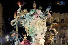 #Fallas Festival in #Valencia, #Spain: the monuments.   #fallasfestival   #fallasvalencia   #fallas2015         #spainisdifferent   #fallesarecoming   #falles2015   #enjoyvalencia   #enjoyspain   #visitvalencia   #visitspain   #travelingtheworld   #festival  #springbreak   #trip #travel #traveling   #travelaroundtheworld    #tourpackage   #vacationdestinations   #vacationideas      #spain   #europe      #gastronomy   #spanish