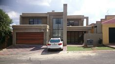 Its incomplete but i call it Home sweet home. Contemporary House Plans, Modern House Plans, Modern Houses, Modern House Design, Modern Contemporary, 4 Bedroom House Plans, House Rooms, Living Rooms, House Plans South Africa