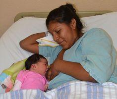 Lactancia materna reduce riesgo de enfermedades