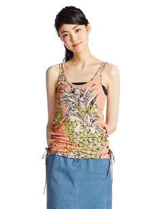 Amazon.co.jp: (ゲス)GUESS S/L TROPICAL PRINT RIB TANK: 服&ファッション小物  (via http://www.amazon.co.jp/%E3%82%B2%E3%82%B9-GUESS-TROPICAL-PRINT-W42I77K30A0/dp/B00KXKF0H0/ref=sr_1_811?s=apparel&ie=UTF8&qid=1405586340&sr=1-811 )