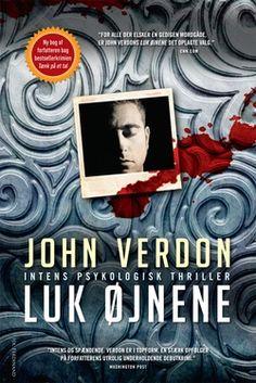 Luk øjnene (e-bog) af Bente Kastberg, John  Verdon, John Verdon