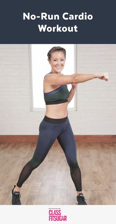 At-Home Cardio — No Running Required!