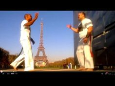 clip video abada capoeira paris jogaki - danse et musique du brésil pour 2014 !