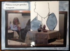 """Margaret Pont   """"Lo specchio"""""""