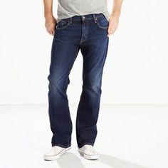 Levi's 517 Boot Cut Stretch Jeans - Men's 29x32