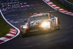 Aston Martin Vantage at Nurburgring 24 Hours