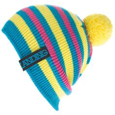 Landing The Icey Beanie