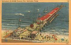 original balinese galveston | Landry's Plans a New Galveston Island Historic Pleasure Pier