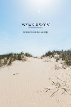 Pismo Beach Californ