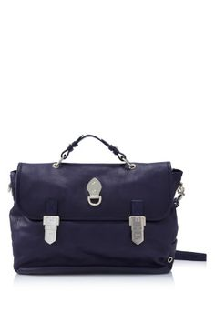 Mulberry Oversized Tillie Colour Nightshade Blue Designer Material Soft Matte Leather Made In Turkey