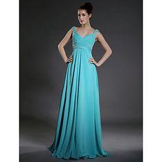 CARLIE  Kleid für Hochzeitsfeier und Brautjungfer aus Chiffon  € 103.99