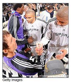 My San Antonio Spurs