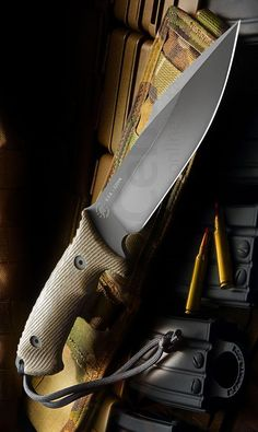 Spartan Blades Harsey Model II Fixed Blade Fighting Survival Knife Kydex Sheath @aegisgears