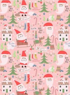 Christmasy wall paper 3