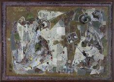 Művészek Fischer Ernő Angyali üdvözlet T-Art Alapítvány tulajdona. Mixed Media, Collage, Painting, Art, Art Background, Collages, Painting Art, Kunst, Paintings