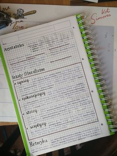 Polish Language, School Study Tips, School Notes, Studying, Notebooks, Organization, Journal, Teaching, Motivation