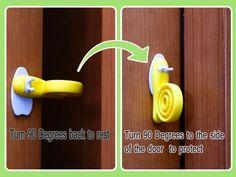 Child-Safety-baby-cabinet-drawer-Locks-also-lock-door-fridge-toilet-kids-proof