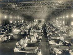 World War I, World History, Milwaukee, Terra Nova, Emergency Hospital, Influenza Virus, Ventura County, Natural Disasters, History