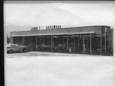 Janney's ACE Hardware Photo of Janney's that once sat on the corner of Secor & Alexis in Toledo, OH
