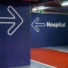 Wayfinding Signage, Signage Design, Barcelona, Car Parking, Facade, Neon Signs, Alphabet, Graphics, Logo
