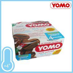 Yogurt naturale magro, 0,1% di grassi. Gusto: caffè. Conf. 4xgr.125 a soli € 0,99!!