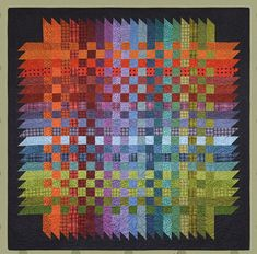 Quilt Pattern - Over and Down Under