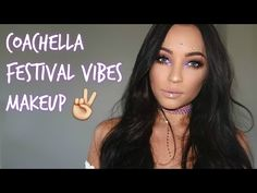 Coachella Festival Vibes Makeup Tutorial | Stephanie Ledda http://makeup-project.ru/2017/04/14/coachella-festival-vibes-makeup-tutorial-stephanie-ledda/